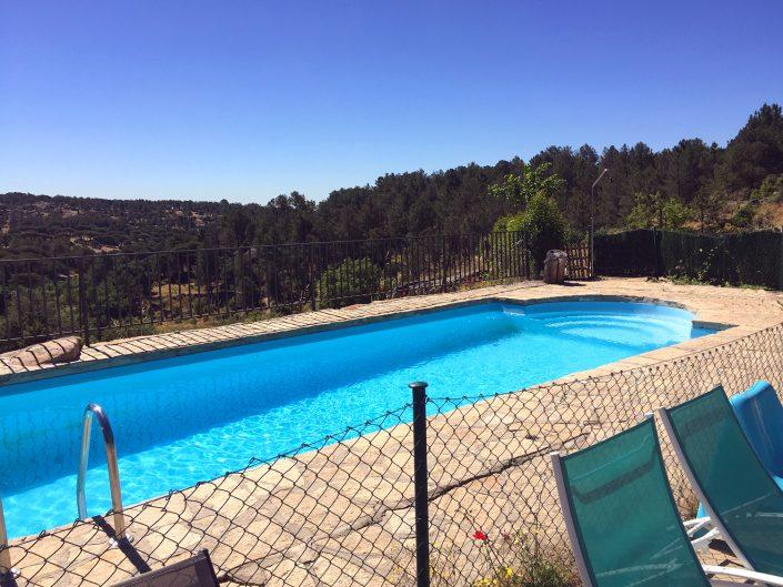 casa de alquiler completo con piscina
