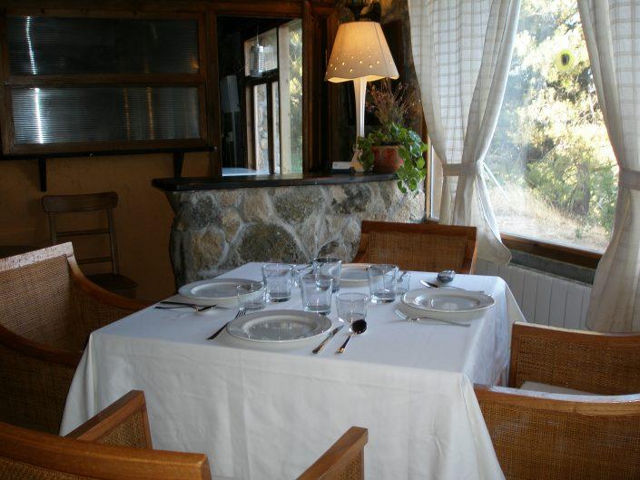 mesa hotel rural
